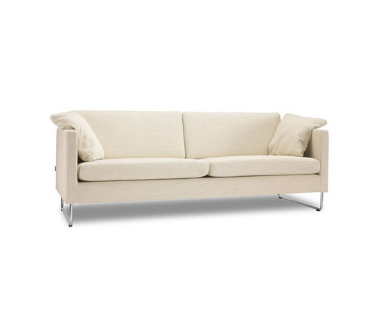 Solid 2-seater by Swedese | Lounge sofas
