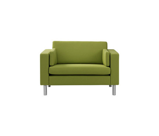 Solid 1,5 seater di Swedese | Poltrone lounge