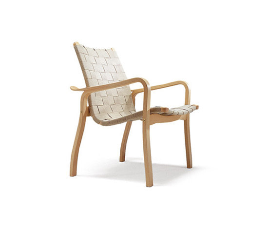 Primo Easy chair low back by Swedese | Lounge chairs