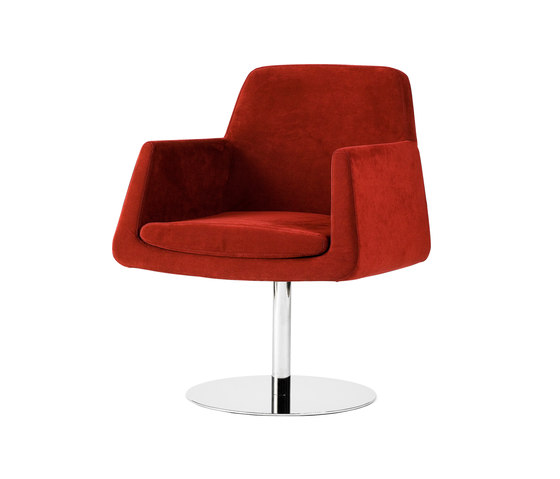 Jeffersson KS-170 by Skandiform | Visitors chairs / Side chairs