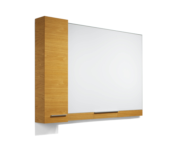 Enjoy rack cabinet by Abstracta | White boards
