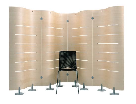 Sinus di Abstracta | Sistemi divisori stanze