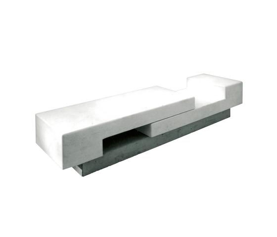 Broa by Skulpturfabriken | Garden benches