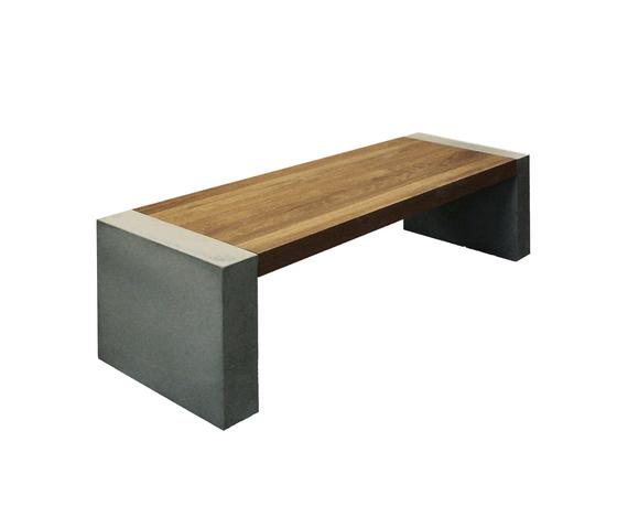 Entré by Skulpturfabriken | Garden benches