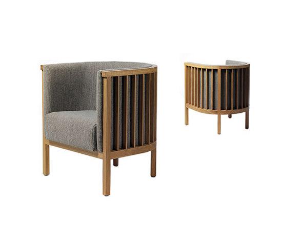 Neptunus I easy chair by Gärsnäs | Armchairs