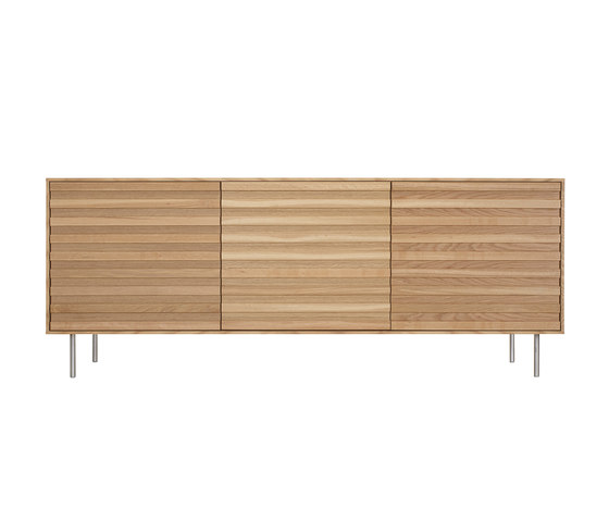 Stripey cabinet by Modus | Sideboards