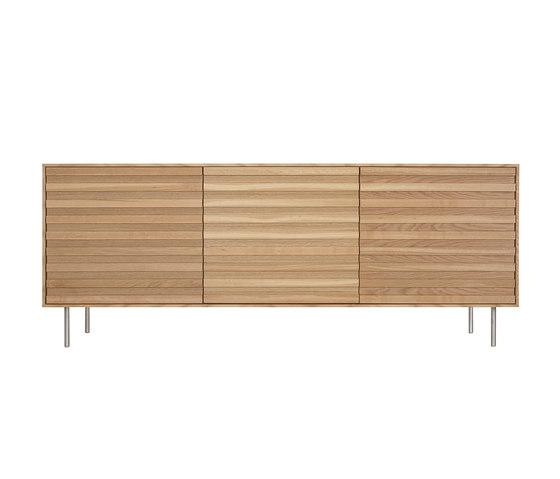 Stripey cabinet di Modus | Credenze