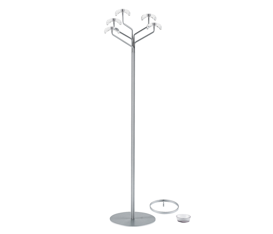 Appio coat stand by Desalto | Freestanding wardrobes