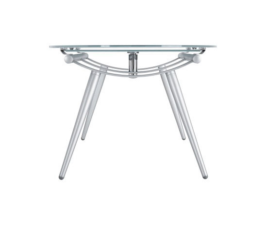 More extendable table by Desalto | Dining tables