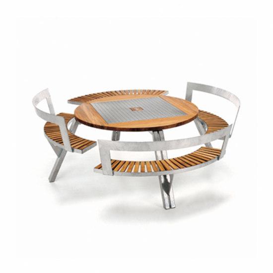 Gargantua de extremis | Tables à manger de jardin