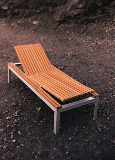 Extempore sun bed by extremis | Sun loungers