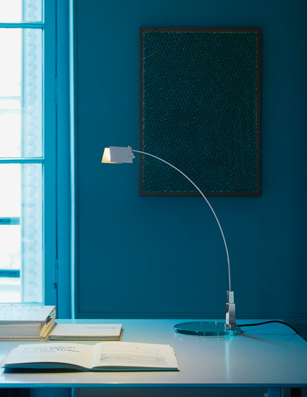 Falena Lampe de table de FontanaArte | Éclairage général