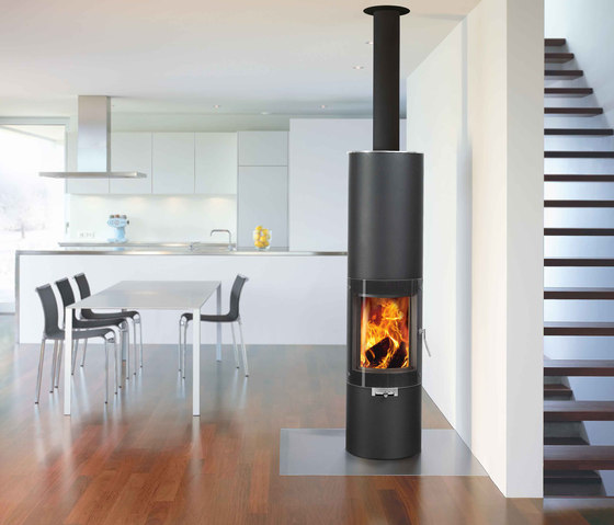 PILAR by Attika Feuer | Wood burning stoves