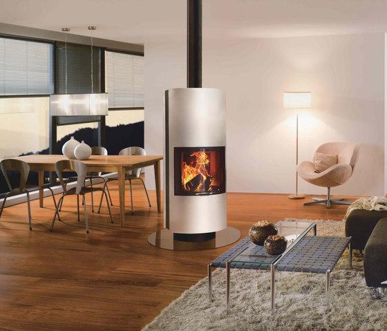 TAIKO by Attika Feuer | Wood burning stoves