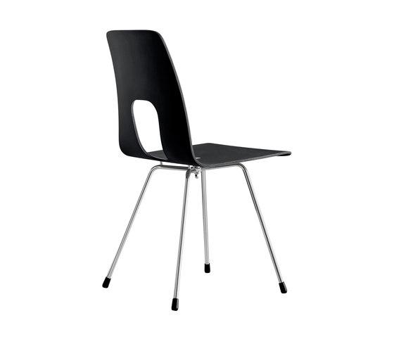einpunktstuhl 7-050 von horgenglarus   Stühle