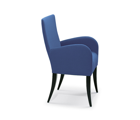 Isis chair by Wittmann | Restaurant chairs