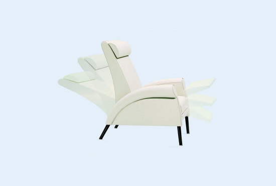 Tessa de Wittmann | Fauteuils inclinables