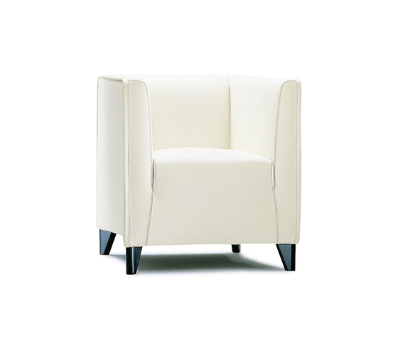 Quadra armchair by Wittmann | Lounge chairs