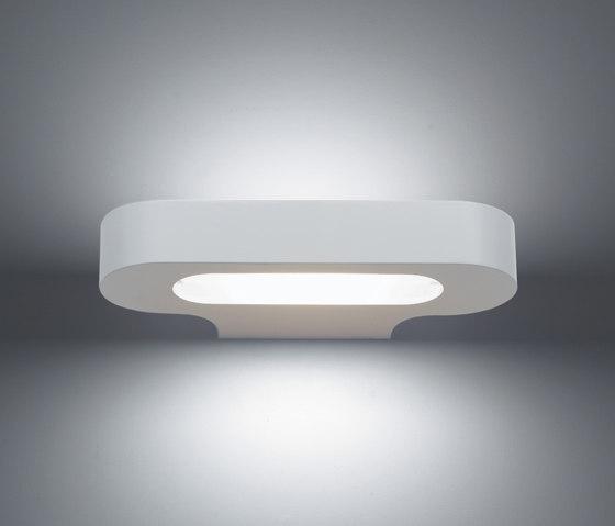 Forum lampada decentrata per specchio for Artemide lampade roma