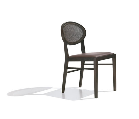 Zarina SI 1709 by Andreu World | Restaurant chairs