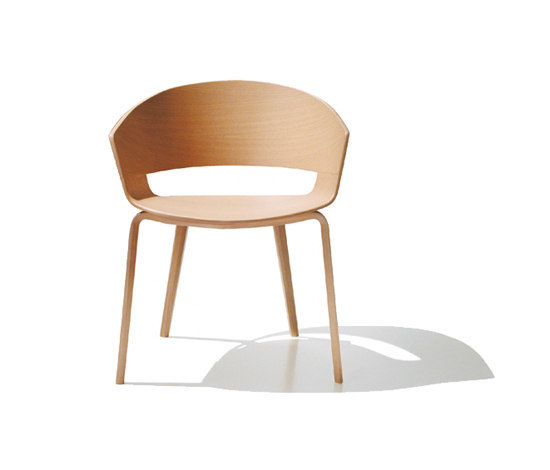 Ronda SO 0446 by Andreu World | Restaurant chairs