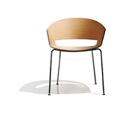 Ronda SO 0444 by Andreu World | Multipurpose chairs