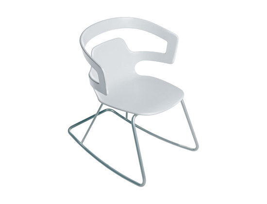 segesta rocking 509 by Alias | Chairs
