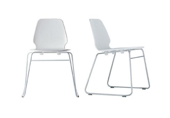 selinunte chair 531 di Alias | Sedie multiuso