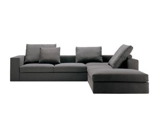 Beta | 1240 von Zanotta | Modulare Sitzgruppen