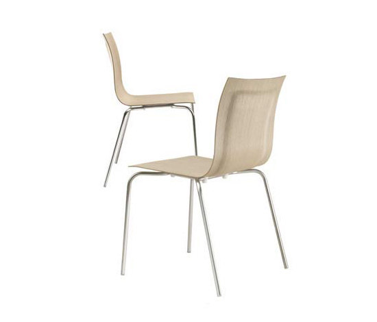 Thin S16 by lapalma | Multipurpose chairs