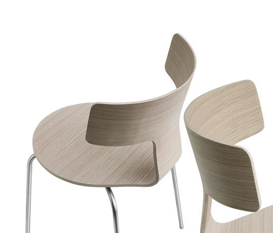Fedra by lapalma | Multipurpose chairs