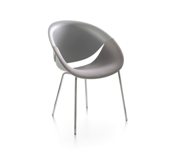 So Happy by Maxdesign | Visitors chairs / Side chairs