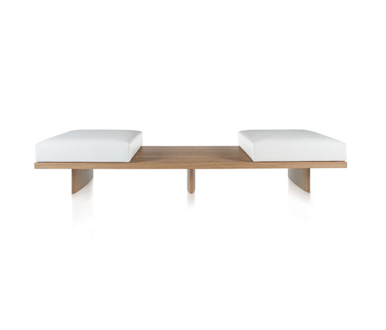 514 Refolo by Cassina | Waiting area benches