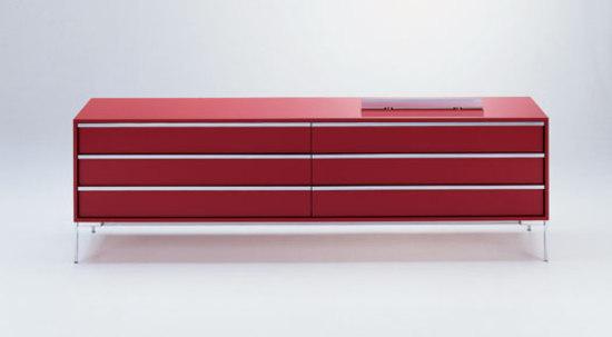 Sideboard* de MDF Italia | Armoires / Commodes Hifi/TV