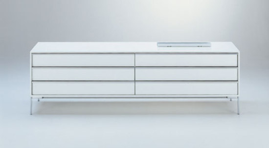 Sideboard* by MDF Italia | Multimedia sideboards