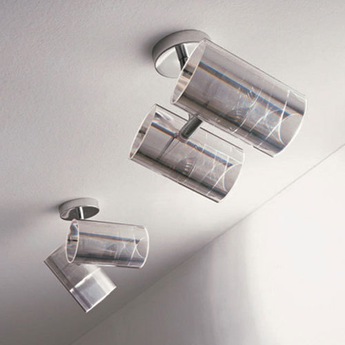 Optical by Pallucco | Ceiling-mounted spotlights