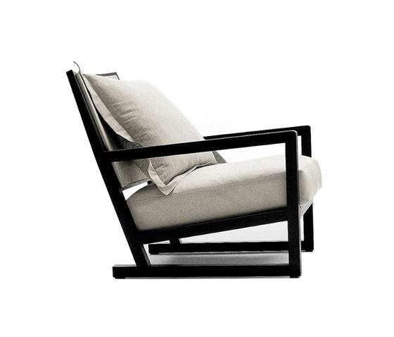 Clio by Maxalto | Lounge chairs