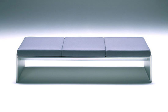 AIR FRAME 30014 by IXC. | Waiting area benches