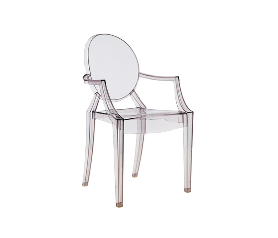 Louis Ghost by Kartell | Restaurant chairs