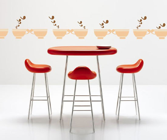 Bloob by Frighetto | Bar stools