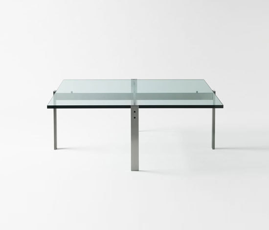 PK 65 by Kjærholm Production | Coffee tables