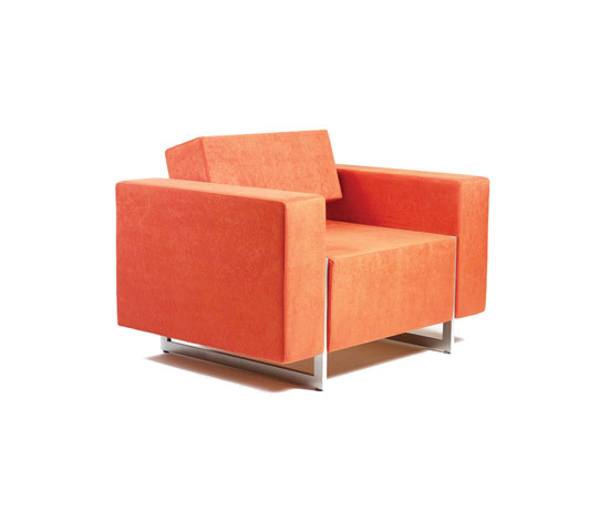 Box Sofa System by Inno | Lounge chairs
