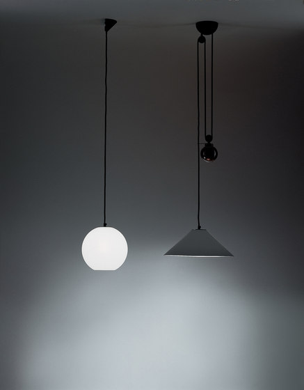Aggregato Suspension Lamp by Artemide | General lighting