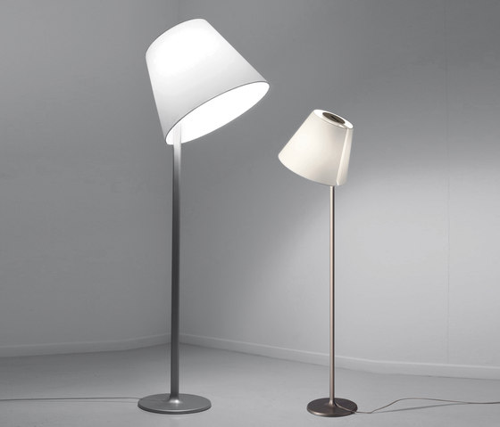 Melampo Floor Lamp by Artemide | General lighting