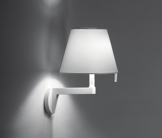 Melampo Wall Lamp by Artemide | General lighting