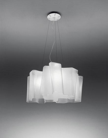 Logico sospensione 3x120° by Artemide | General lighting