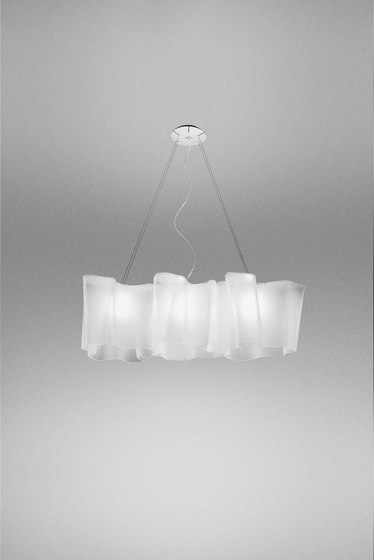 Logico sospensione 3 in linea by Artemide | General lighting
