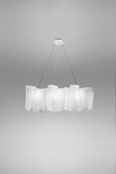 Logico sospensione 3 in linea by Artemide | Suspended lights
