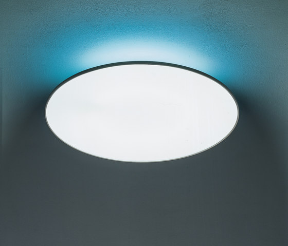 Float circolare Ceiling Lamp by Artemide | Ceiling lights