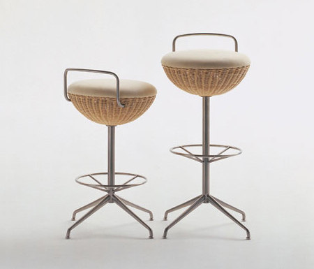 Balloon bar stool S/L by Bonacina Pierantonio | Bar stools
